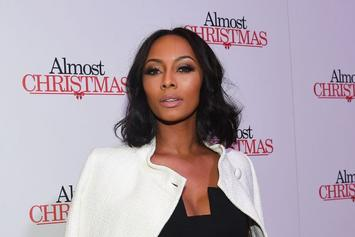 """Keri Hilson Updates Fans On New Music, Shares She's """"Working [Her] Ass Off"""""""