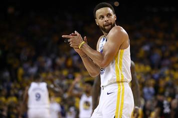 Steph Curry Reveals Plans To Play In 2020 Olympics