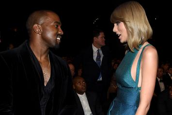 "Taylor Swift Talks Past Problems With Kanye: ""He Did The Same Thing To Drake"""