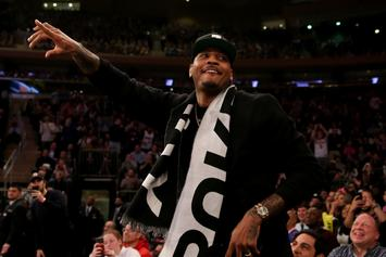 Lakers Fans Beg For Carmelo Anthony Following DeMarcus Cousins Update