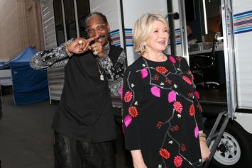 """Martha Stewart Hilariously Comments On Snoop Dogg's 6ix9ine """"Snitch"""" Post"""