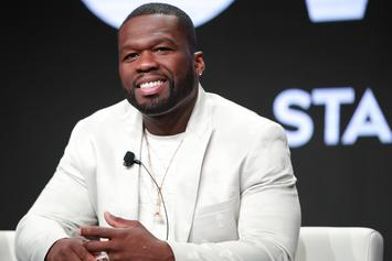 "50 Cent Clowns Jim Jones After 6ix9ine Testimony: ""Jimmy Finna Do The Race"""