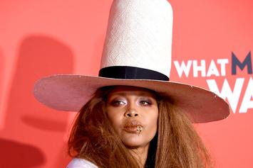 """Erykah Badu Wishes Jay Electronica Happy Birthday: """"You Are Great, We Love You"""""""