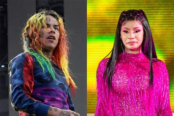 Tekashi 6ix9ine Testifies That Cardi B Is A Member Of Nine Trey Bloods