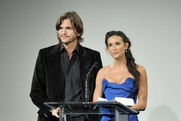 Demi Moore Says She Regrets Having Threesomes With Ashton Kutcher