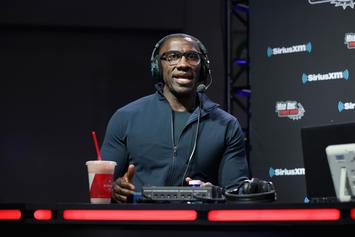 Shannon Sharpe Compares Antonio Brown To Tekashi 6ix9ine On Twitter