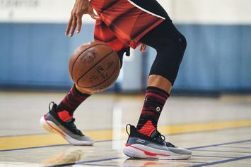 Under Armour Introduces Steph Curry's New Sneaker: The Curry 7