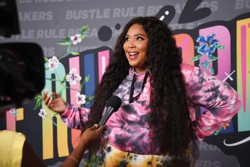 "Lizzo's ""Truth Hurts"" Makes Billboard History Over Nicki Minaj & Cardi B"