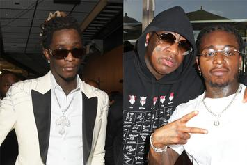 "Birdman, Young Thug & Jacquees Tease ""Rich Gang 2"" With This Photo"