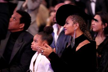 "Beyoncé Says Blue Ivy Is ""A Cultural Icon"" In Trademark Dispute Over Daughter's Name"