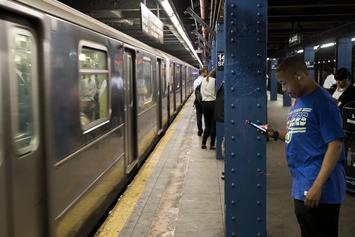 New York Man Dies After Jumping In Front Of Train While Holding 5-Year-Old Daughter