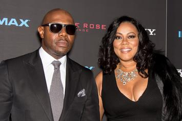Antoine Fuqua's Wife Unfazed By Nicole Murphy's Apology For Kissing Husband