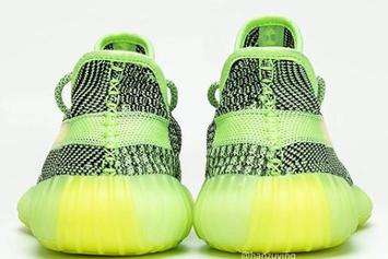 """Adidas Yeezy Boost 350 V2 """"Yeezreel"""" Rumored For This Year: First Look"""