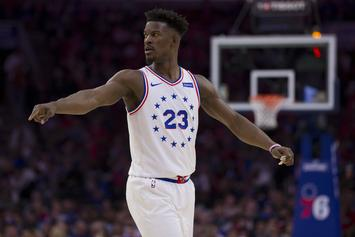 Jimmy Butler Has Heat Fans Oozing With Excitement After Latest Gym Video