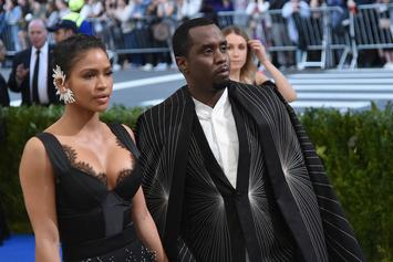 Diddy Posts Cryptic Message After Cassie & Alex Fine's Marriage