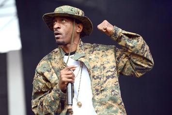 "Rakim Talks Will Smith Biting His Style: ""It Was A Bittersweet Feeling"""