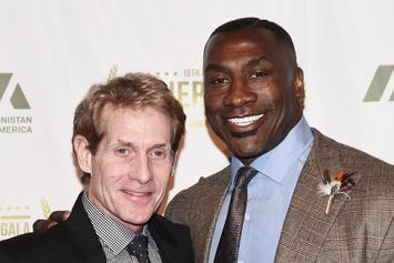 """Skip Bayless Takes His Fan-Favorite """"Drip Bayless"""" Persona To Twitter"""