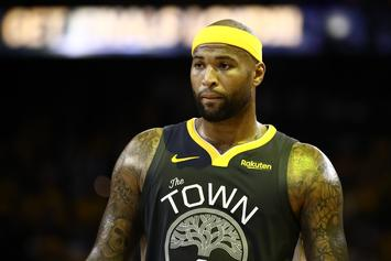 Lakers Offer Update On DeMarcus Cousins Domestic Violence Allegations