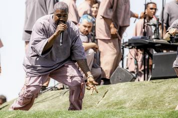 """Kanye's """"Jesus Is King: A Kanye West Experience"""" Debuts In Detroit Tonight"""