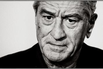 "Robert De Niro Goes In On Fox News & Donald Trump: ""F*** Em!"""