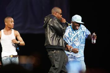"T.I. Shows Throwback 50 Cent Mad Love: ""A Benz Out The Trap At 19? Legend"""