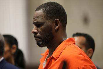 R. Kelly Suffering From Health Problems In Jail: Report