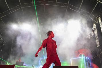 """Travis Scott Announces Release Date For Song, """"Highest In The Room"""""""