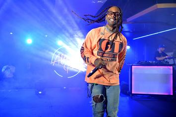 Ty Dolla $igns Gives Young Fan His Guitar At IndiGOAT Tour Concert