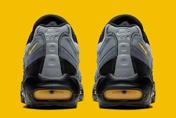 "Nike Air Max 95 ""Batman"" Releasing In Honor Of 80th Anniversary"