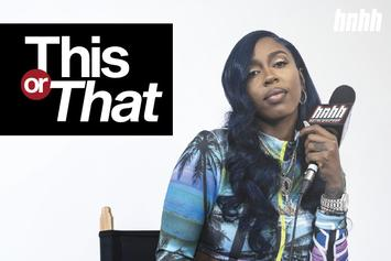 "Kash Doll Details The Nastiest NSFW Photo She's Gotten On ""This Or That"""