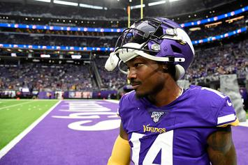"Vikings' Stefon Diggs Addresses Trade Rumors: ""There's Truth To All Rumors"""