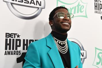 "Gucci Mane Drops Receipts On Angela Yee, Says He's Banned From ""The Breakfast Club"""