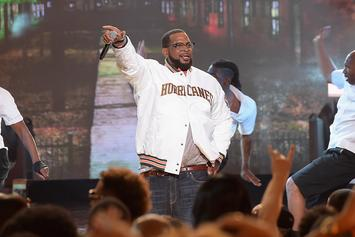 Uncle Luke Crashes House Party, Grabs The Mic, & Gets Women To Dance On Tables
