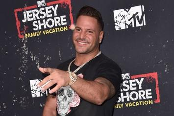 """Jersey Shore"" Star Charged With Kidnapping In Domestic Violence Incident"