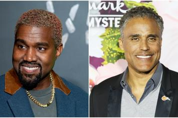 Kanye West & Rick Fox In Bahamas Helping Those Affected By Hurricane Dorian