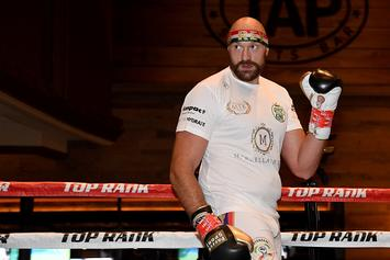 Boxing Champ Tyson Fury Rumored For WWE Match Against Braun Strowman