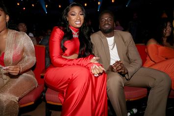 Megan Thee Stallion & Daniel Kaluuya's BET Awards Link Up Has Fans Going Wild