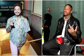 Post Malone Finally Pays Up On $20K Bet To YG For Cowboys Loss To Rams