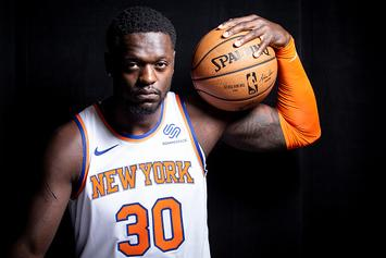 Julius Randle Responds To Kevin Durant's Criticism Of The Knicks