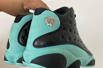 "Air Jordan 13 ""Island Green"" New Images, Release Details Revealed"