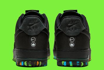 """Nike Air Force 1 Low """"NYC Parks"""" Channels The Fall Vibes: Official Photos"""