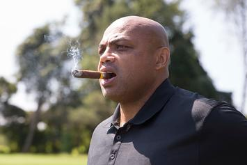 "Charles Barkley Roasts The ""Fools & Jackasses"" For Criticizing The NBA"