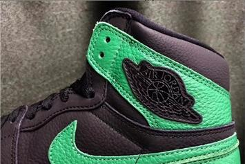 "Air Jordan 1 High OG ""Pine Green"" Release Date Revealed: Fresh Look"