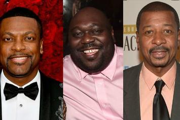 "Faizon Love Convinced Chris Tucker To Do ""Rush Hour"" & Denounces Robert Townsend"