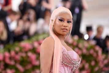"Nicki Minaj Practices ""Three Times A Night"" To Have Kids With Kenneth Petty"