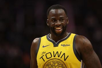 "Draymond Green Takes Aim At ""Sh*tty Franchises"" Like The Suns For Failing Young Players"