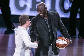 Michael Jordan Looking To Sell Luxurious Mansion For Over $7 Million: Photos