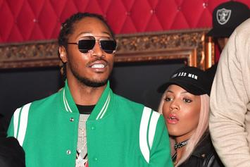 Future's Baby Mama, Brittni, Flexes Her Expensive Watch Collection