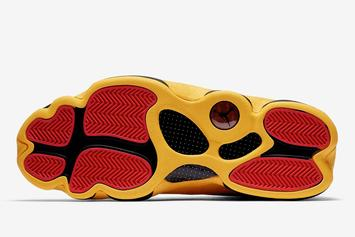 "Air Jordan 13 ""Chinese New Year"" On Deck For February: What To Expect"