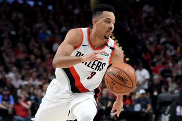 CJ McCollum Questions Michael Jordan's Sobriety After Steph Curry Remarks